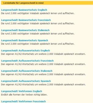 wichtigste englische wörter